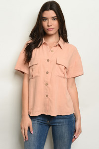 S11-4-2-T24503 BLUSH TOP 2-2-2