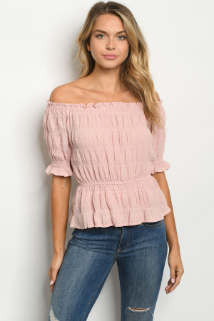 S6-1-1-T7030 PINK TOP 2-2-2