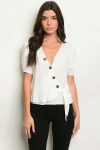 S20-1-3-T10403 OFF WHITE TOP 3-2-1