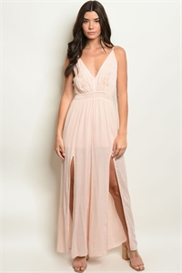 S8-11-1-J40449 PEACH JUMPSUIT 2-2-2
