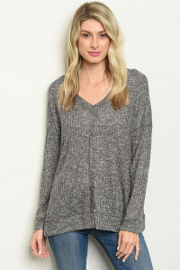 S13-12-4-T8018 CHARCOAL TOP 2-2-2