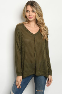 S8-11-2-T8018 OLIVE TOP 2-2-2