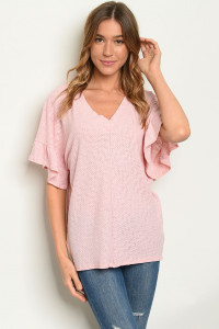 C100-B-4-T51388 PINK TOP 2-2-2