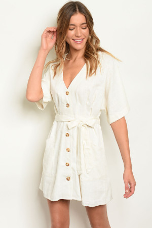 S21-2-1-D42759 OFF WHITE DRESS 2-2-2