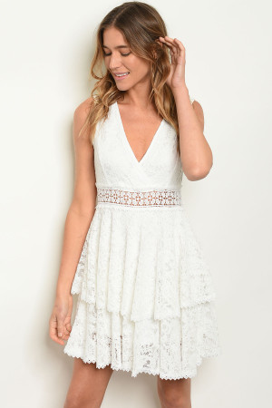 S11-9-4-D2659 OFF WHITE DRESS 2-2-2