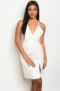 S12-6-4-D0219 OFF WHITE DRESS 3-2-1