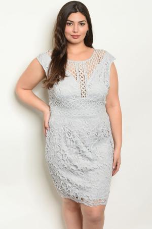 Wholesale Plus Size Dresses: Maxi, Midi, & Prom | Wholesale Fashion ...