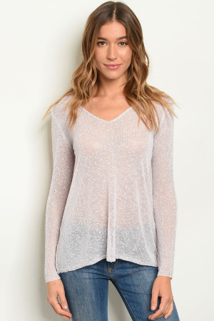 S10-9-4-T3383 MAUVE SWEATER 2-2-2