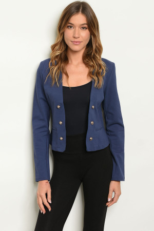 S23-9-4-J930068 DENIM BLUE JACKET 2-2-2