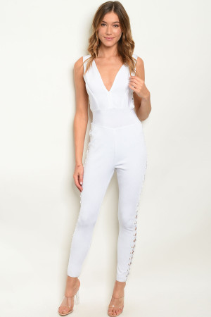 S15-11-3-J4826 WHITE JUMPSUIT 1-3-1