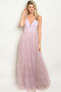 S6-10-3-D26161 LAVENDER DRESS 2-2-2