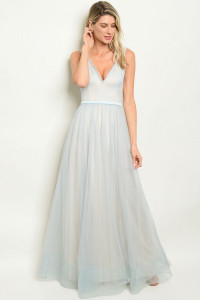 S15-3-4-D24533 BLUE NUDE DRESS 2-2-2