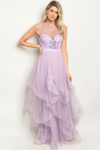 S20-6-2-D25047 LAVENDER DRESS 2-2-2
