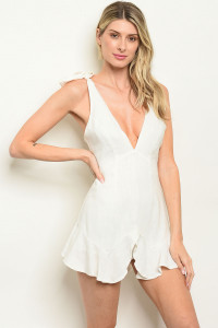 S20-11-5-R5529 OFF WHITE ROMPER 3-2-1