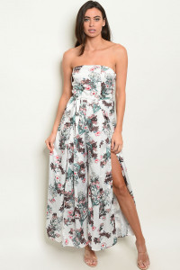 S9-3-1-J41452 OFF WHITE FLORAL JUMPSUIT 2-2-2