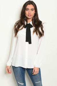 S15-3-3-T1492 OFF WHITE TOP 2-2-2