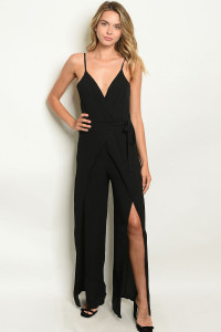 S20-10-1-J1148 BLACK JUMPSUIT 5-2-1