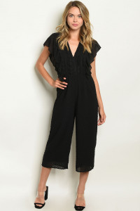 S10-5-2-J90402 BLACK JUMPSUIT 2-2-2