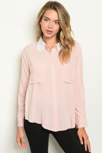 S11-5-5-T1684 BLUSH TOP 2-2-2