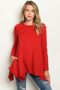 C34-A-7-T11660 RED TOP 2-2-2