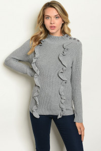 S18-10-6-S1617 GRAY SWEATER 3-1