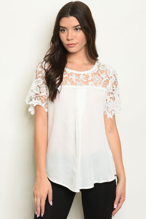 S10-20-5-5-T10262 OFF WHITE TOP 2-2-2