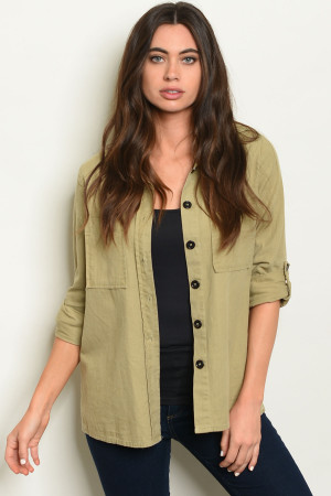 S14-4-3-T12086 OLIVE TOP 2-2-2