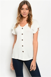 C89-A-1-T4768 OFF WHITE TOP 1-2