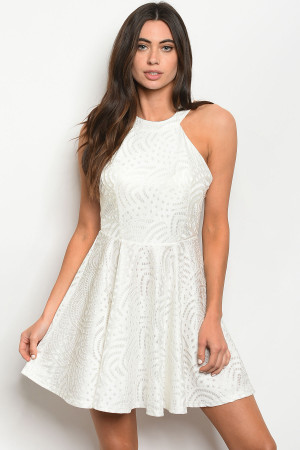 S14-7-4-D21796 OFF WHITE DRESS 2-2-2