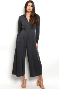 S23-2-1-J8380 CHARCOAL JUMPSUIT 2-2-2