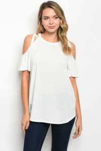 C66-B-2-T2225 OFF WHITE TOP 2-2-2