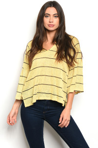 C87-B-2-T16876 YELLOW BLACK TOP 2-2-2
