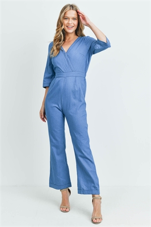 S15-1-2-J51787 BLUE DENIM JUMPSUIT 2-2-2