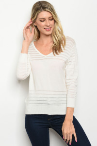 S14-11-2-T1040 OFF WHITE TOP 1-2