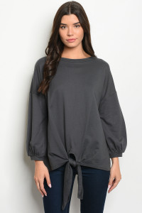S8-6-4-T12353 CHARCOAL TOP 2-2-2