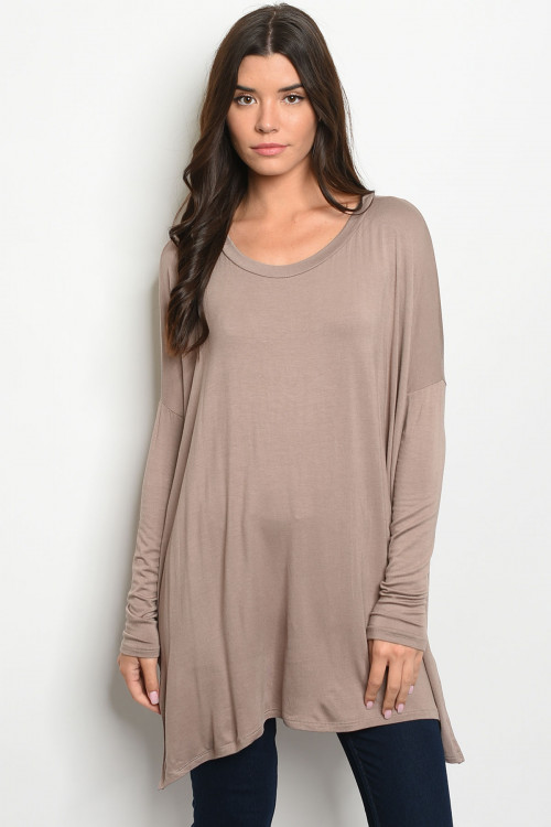 C17-A-1-T6243 TAUPE TOP 2-2-1