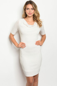 S25-3-3-D9089 OFF WHITE SILVER DRESS 2-2-2