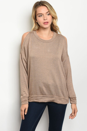 S9-4-4-T87181 TAUPE TOP 2-2-2