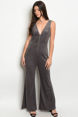 C70-A-1-J50023 CHARCOAL JUMPSUIT 2-2