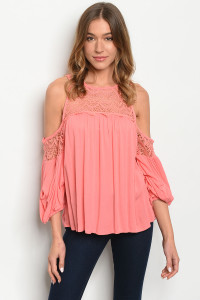 S16-10-5-T10297 CORAL TOP 2-2-2