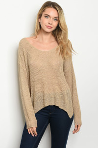 S15-6-3-T435753 TAUPE TOP 3-3