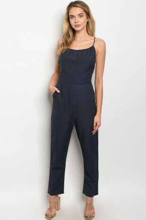 S6-9-1-J4893 NAVY JUMPSUIT 3-2-1