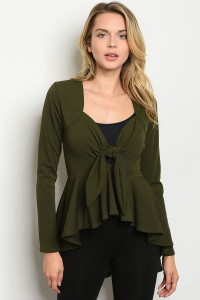 C44-A-5-T4712 OLIVE TOP 2-2-2