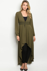 S10-14-5-T7912 OLIVE TOP 2-2-2