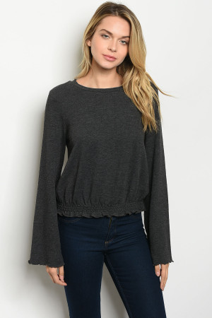 S4-9-4-T14316 CHARCOAL TOP 2-2-2