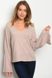 C59-B-1-T7029 TAUPE TOP 2-3-1