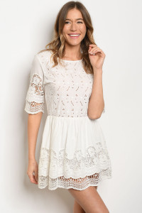 S22-12-4-D5018 OFF WHITE DRESS 2-2-2