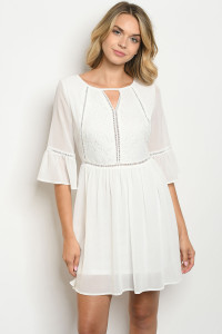 S23-8-3-D2200 OFF WHITE DRESS 2-2-2