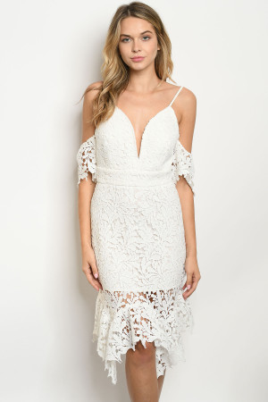 S11-14-3-D1008 OFF WHITE DRESS 2-2-2