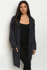 S25-8-1-C5505 CHARCOAL SWEATER 2-2-2